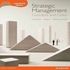 the management of strategy concepts and cases 9th edition Strategic management book concepts and cases strategic management 14e global edition strategic compensation: a human resource management approach (9th.
