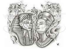 egyptian tattoo designs - Google Search