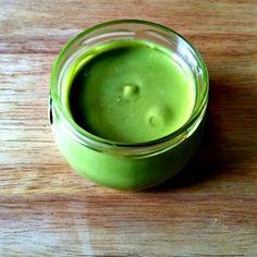 Green Goddess Comfrey & Plantain Skin Cream Recipe (Good for problem skin, eczema etc)