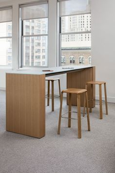 Awesome Bar Height Office Table