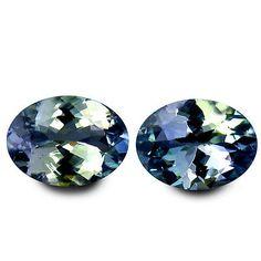 Tanzanite 4195: 1.76 Ct Aaa Extraordinary Oval Shape (8 X 6 Mm) Bluish Violet Tanzanite Gemstone -> BUY IT NOW ONLY: $54.99 on eBay!