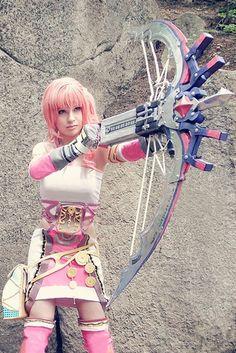 Final Fantasy 13-2 Serah