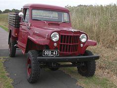 1963 Kaiser Willys Jeep Truck