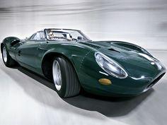 Jaguar XJ13 V12 Prototype 1966