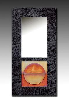 Bungalow 5 Baum Mirror Silver Leaf :: $715 | Bungalow 5 @ Layla Grayce ::  [29 Nice Design