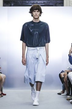 Sean Suen Menswear Spring Summer 2018 Paris