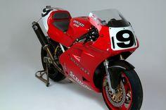Ducati 851 Racing