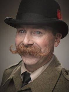 <b>With Movember looming, it's time to get hairy.</b> Photographer Greg Anderson captures the best of the best at the 2014 World Beard and Moustache Competition in Portland, Oregon.