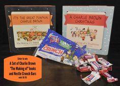 Charlie Brown Christmas Movie Giveaway