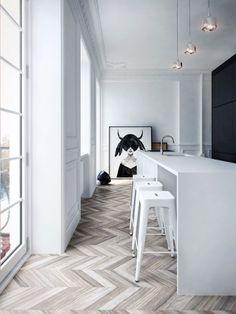 #Chevron #쉐브론 #Tile #타일 #Pattern #패턴 #Interior #인테리어