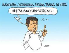 Da #ItaliaOggi stiamo sereni?