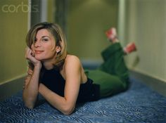 French Actress Michele Laroque