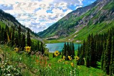 Emerald Lake Crested Butte Colorado  by 91PerksPhotography on Etsy, $5.00