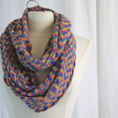 State Fair Infinity Scarf