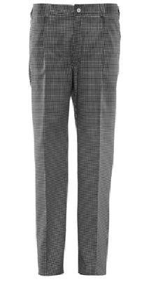 Pantalón básico para cocineros, confeccionado en tejido de poliéster y algodón, recomendado para bares y restaurantes, la opción más cómoda y resistente a las manchas. 955114744 http://www.grupotextil-bataspersonalizadas.net/pantalones-para-hosteleria/46-pantalon-basico-para-cocina-unisex.html