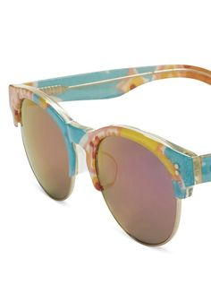 7a948f8f2cd A vintage-inspired combo frame with pineapple printed fabric inlaid into  the rich acetate browline