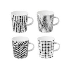 Sharpie mugs...you MUST use paint sharpies in order for the mug to be dishwasher safe!