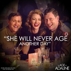 If you could live forever, which decade would you live in? Tell us in the comments below and own The Age of #Adaline, now on Blu-ray, DVD & Digital HD. lions.gt/adalinedigital