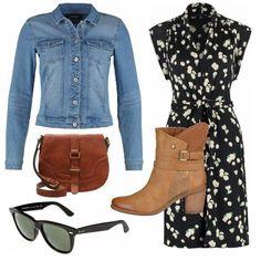 Giornata casual  outfit donna Trendy per scuola universit  e tutti i giorni   ce803e94798c6