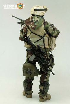 onesixthscalepictures: Very Hot Sniper in Jungle : Latest product news for 1/6 scale figures (12 inch collectibles) from Sideshows Collectib...
