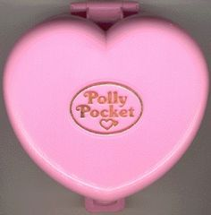 Polly pockets, even though they were very tiny in the 90's I never managed to lose them