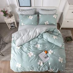Places To Buy Bedding Sets Throw Pillows Bed, Bed Throws, Bed Linen Design, Bed Cover Design, Aesthetic Room Decor, Duvet Sets, Queen Bedding Sets, Duvet Cover Sets, Dream Rooms