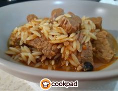 #Συνταγή για #γιουβέτσι με #μοσχάρι στη #χύτρα. #recipes #meat #pasta Beef, Chicken, Food, Meat, Essen, Ox, Ground Beef, Yemek, Buffalo Chicken