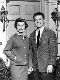 Ozzie and Harriet Nelson 1964