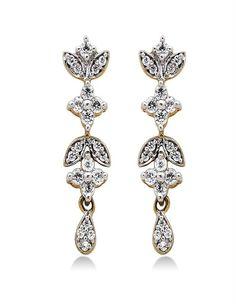 Designer Diamond Earring on Diamonds4you.com