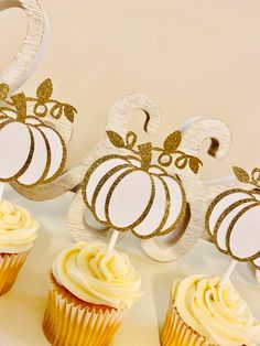 Excited to share this item from my #etsy shop: Pumpkin Cupcake Topper, Pink and Gold First Birthday, Our Little Pumpkin is Turning One, Pumpkin Baby Shower Pumpkin 1st Birthdays, Pumpkin Birthday Parties, First Birthdays, Pink And Gold Birthday Party, Gold First Birthday, Girl Birthday, Pumpkin Patch Birthday, Pumpkin First Birthday, Baby In Pumpkin