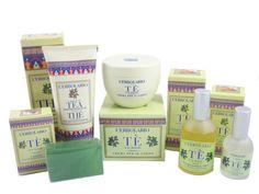 Té Verde (Green Tea) Fragrance Collection by L'Erbolario Lodi #Italian #Natural