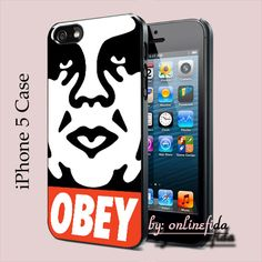 Obay Icon - iPhone 5 Case | onlinefida - Accessories on ArtFire