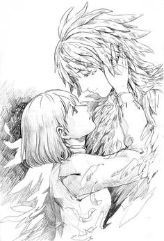 Howl and Sophie