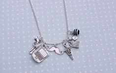 John Watson cluster necklace by otterlydesign on Etsy, $25.99
