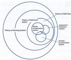 lydia hall theory