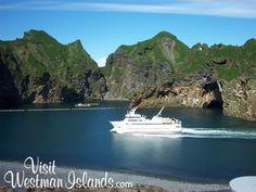 Westman Islands Ferry Summer Schedule