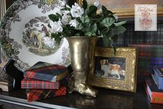 Vintage Horse Head Brass / Silver Stirrup Cup Equestrian Hunt