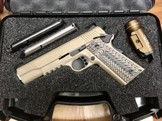 Stealth Arms 1911 80% build kit completed  Steel slide and Aluminum