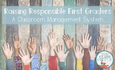 Learn how to use the Raise Responsibility classroom management system and grow intrinsic motivation in young learners. This system gives students levels to identify their behavior, to make it more concrete and easier to identify. If you'd like to move away from clip charts and cards, be sure to check out this post!