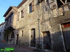 Lauzerte- Medieval house