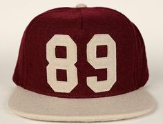 Eighty Nine Snapback Cap by OBEY