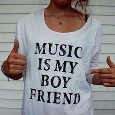 #music #is #my #boyfriend