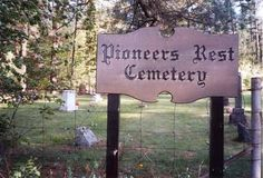 Pioneers Rest Cemetery - Bandli Graveyard - Rice Lake, WI - Local legends abound about this cemetery known as Pioneers Rest Cemetery or Bandli Graveyard (after the family who maintains it). One says that a man killed his wife and four children and then hanged himself in his barn, next to the graveyard. Another claims that a Satanic cult used the barn for religious rituals.