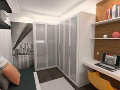 Vamos Casar: Home Office + Closet | Casa Nova