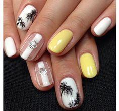 Tropical nail
