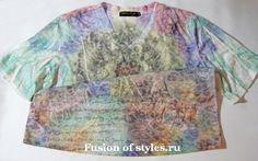 Ремонт одежды. Как обрезать футболку по длине