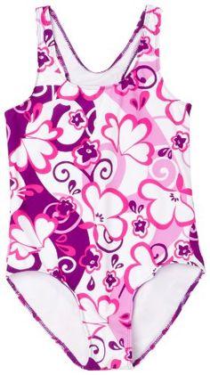 Kanu Surf Girls 7-16 Gumdrop One Piece Swimsuit $21.58