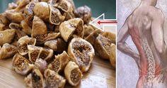 Ingredience Abyste se jednou provždy zbavili bolestí, budete na každý den potřebovat tyto suroviny: 1sušený fík 1 sušenou meruňku 5 sušených švestek Použití Každou noc před spaním po dobu 2 měsíců zkonzumujte výše uvedené sušené ovoce. Účinky Tyto druhy ovoce obsahují všechny potřebné složky na regeneraci tkání mezi obratli páteře, čímž je posilují. Léčí také …