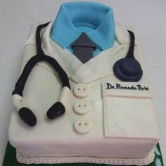 "Torta ""Doctor"" de Pastelería dCondorelli - www.dcondorelli.cl - Santiago, Chile"