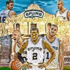 The San Antonio Spurs 2016-2017